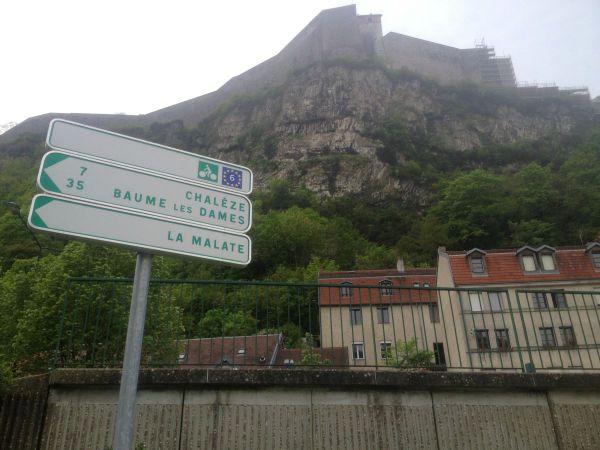 Citadelle de Besançon